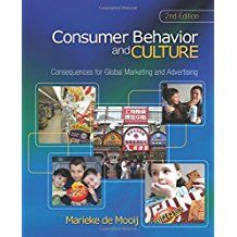 Marieke de Mooij, Consumer Behaviour, and Culture