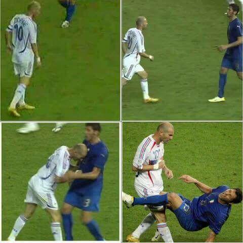 world cup final 2006 zinedine zidane