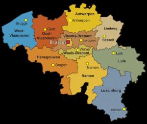 zakendoen in belgië