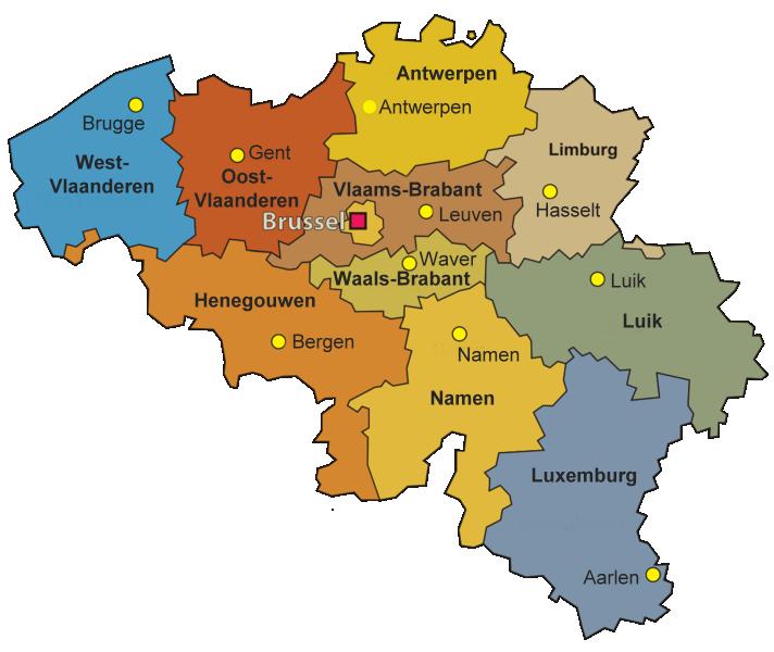 zakendoen in belgië; cultuurverschillen nederland belgie