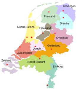 zaken doen in Nederland