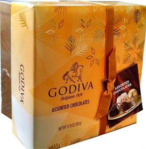 luxury belgian chocolates godiva