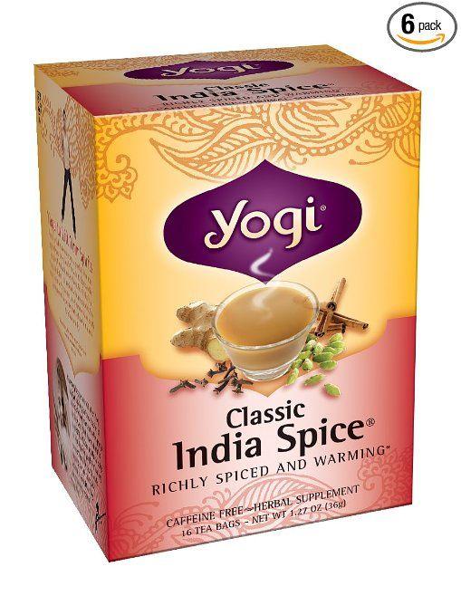 Yogi Indian Classic Tea