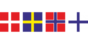 Nordic Culture flags