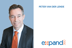 Peter van der Lende International business development