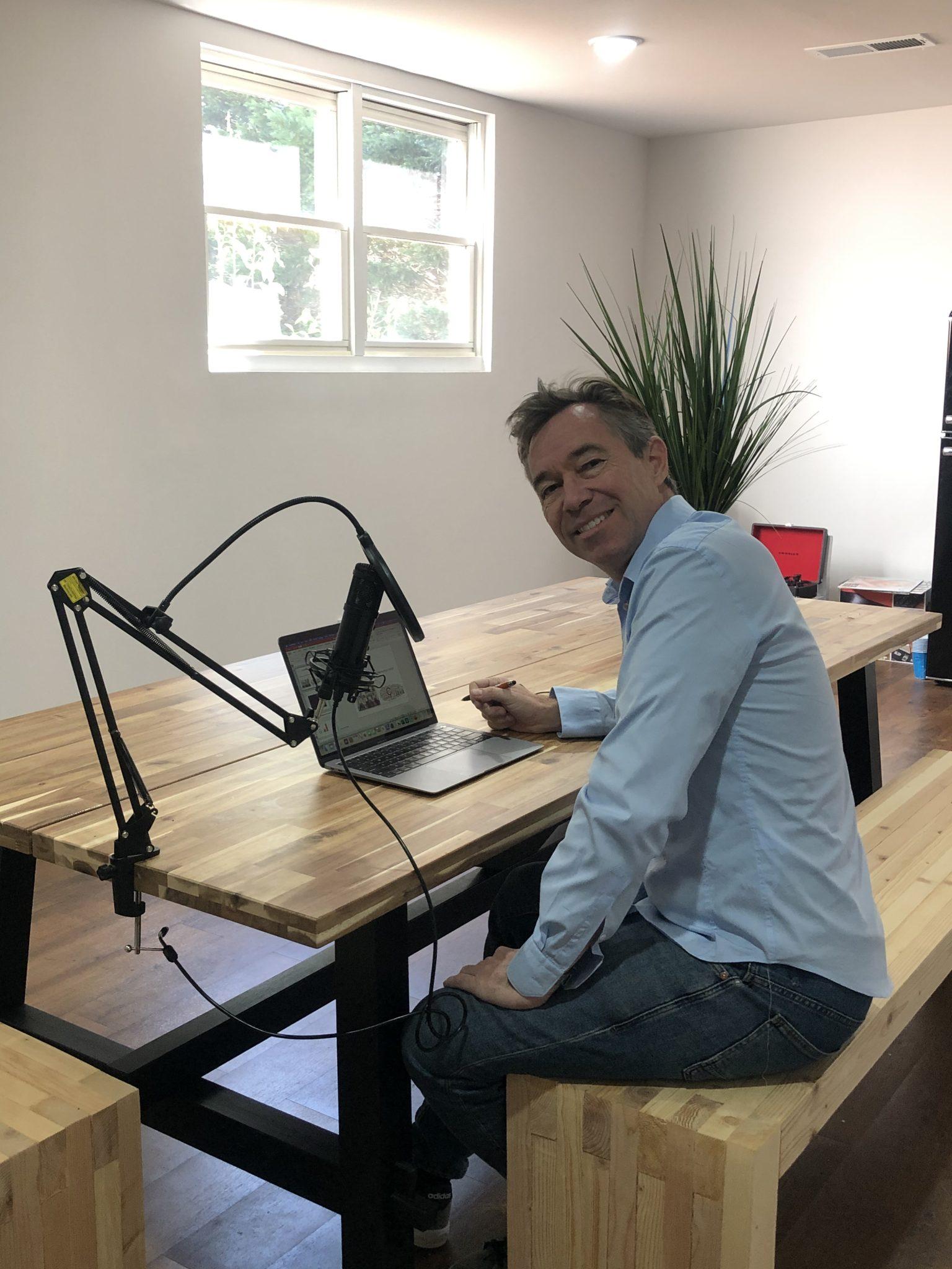 Peter van der Lende Podcast